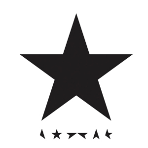300 David Bowie Blackstar