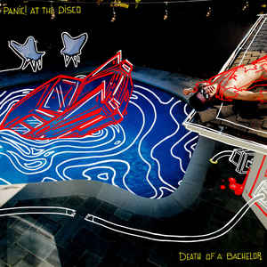 300 Panic At The Disco Death of a Bachelor