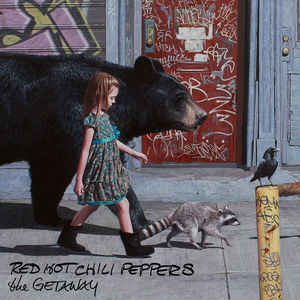 300 Red Hot Chili Peppers Getaway