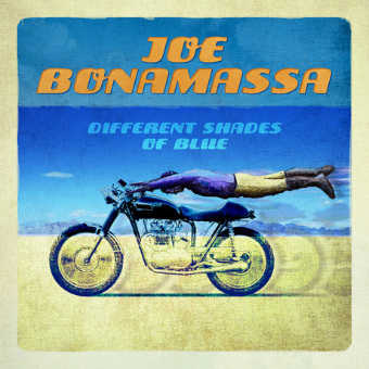 Рецензия на альбом Joe Bonamassa - Different Shades of Blue